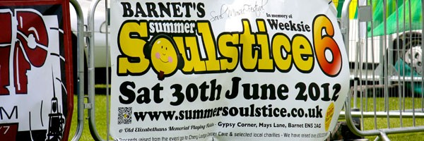 Summer Soulstice 6 Snippet, Part 1 (2012)