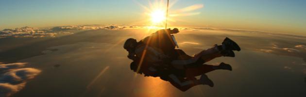 Skydive header