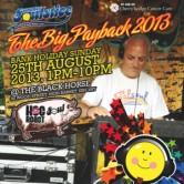 The Big Paypack 2013: Hog Roast Soul