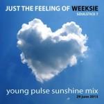 Weeksie - Young Pulse Artwork