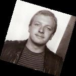 A young Bob Masters. tilt.