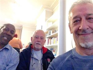 Richard, Jamesy & Mike from CLCC