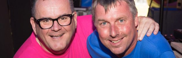 Mick & Gilo: The Boys To Entertain You!