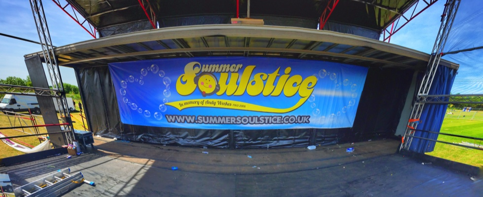 SUMMER SOULSTICE CROWD FUNDING