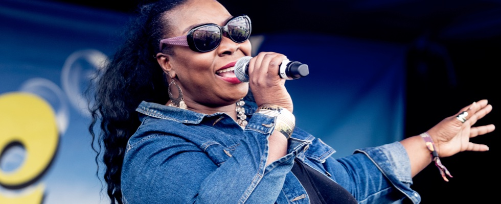 Sa-Ha-Ra at Summer Soulstice in 2019. Photo by Paul Hodson ©Summer Soulstice Ltd.